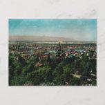 Mulhouse, Panorama Postcard