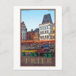 Trier - Hauptmarkt Postcard