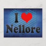 I Love Nellore, India. Mera Pyar Nellore, India Postcard