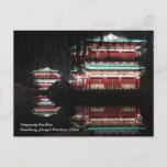 China Travel, Tengwang Pavilion, Nanchang Jiangxi Postcard
