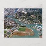 San Rafael Aerial Photograph Postcard