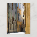 Aix Alley Postcard