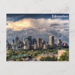 Edmonton, Canada skyline Postcard