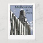 Melbourne Art Deco - Century Building Postcard