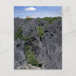 Stone forest, Kunming, Yunnan Province, China Postcard