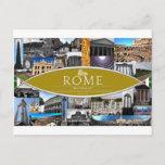 Postcard of Rome