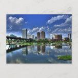 Richmond Along The River Postcard