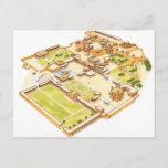 Fatehpur Sikri. Adra. India Postcard