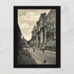 Old Postcard, Via Crociferi, Catania, Sicily Postcard