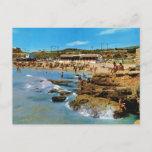 Vintage Spain,  Tarragona, Costa Dorada Postcard