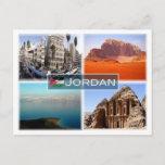 JO Jordan - Postcard