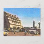 Nairobi, Kenya, Covered market and mosque Postcard