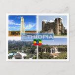 ET Ethiopia - Africa - Postcard