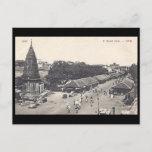 Old Postcard - Gya (Gaya), India