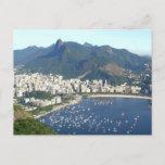 Rio de Janeiro, Brazil Postcard
