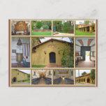 Mission San Fernando Rey Postcard
