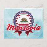 Monrovia, CA Postcard