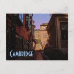 Cambridge (MA) Postcard