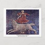 March [06]-Triumph Of Minerva Postcard