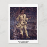 March [03]-Triumph Of Minerva Postcard