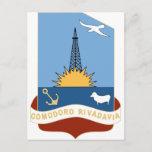 Comodoro Rivadavia, Argentina Postcard