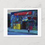 Street Corner Brooklyn - Customized Postcard