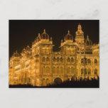 INDIA, Karnataka, Mysore : Majaraja's Palace (b. Postcard