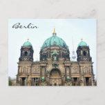 Vintage view of Berlin Cathedral (Berliner Dom) Postcard