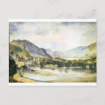The city of Trento by Albrecht Durer Postcard