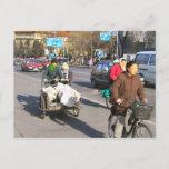 Heavy load postcard
