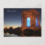 La Promenade du Peyrou Postcard