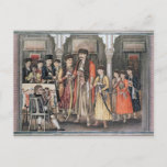 Shuja ud-daula, Nawab of Oudh  and his Ten Postcard