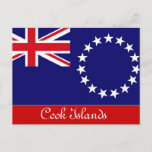 Cook Islands postcard