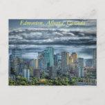 Edmonton, Alberta in Canada Postcard