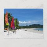 Langkawi Beaches Postcard