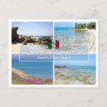 IT Italy - Apulia - Puglia - Torre Guaceto - Postcard