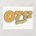 0712 Nagpur Postcard