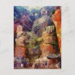 vangogh-Leshan-Giant-Buddha-in-China Postcard