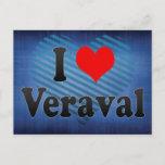 I Love Veraval, India Postcard