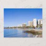 Marbella Vacation Resort in Spain Postcard