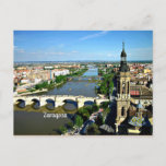 Zaragoza, Spain Postcard