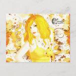 Lunadar: Selina Matar Postcard