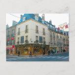 Dijon, Burgundy, France, Mustard shop Postcard