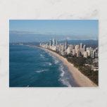 Surfers Paradise Gold Coast Queensland Australia Postcard