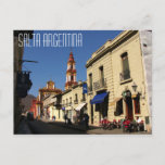 Salta Argentina Postcard
