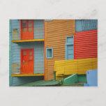 La Boca, Buenos Aires Aires - 3 Postcard