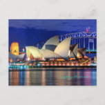 Sydney, Australia post card