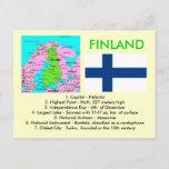 Finland Postcard