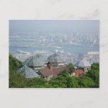 Postcard Nunobiki Herb Garden, Mount Rokko, Kobe