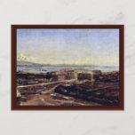 Torre Del Greco Near Pompeii And Naples Postcard